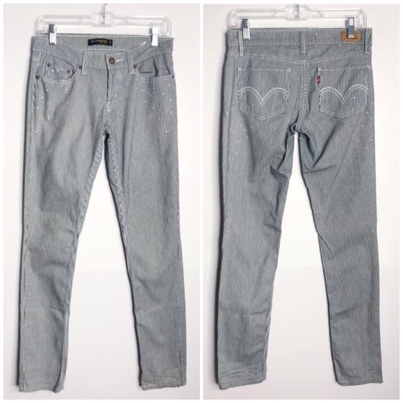 Levi's Denim - Levi's 524 Juniors Too Super Low Jeans | i540